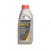 Lichid de frana COMMA DOT 4 Synthetic, 1 Litru