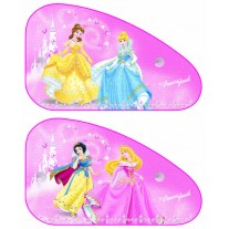 Set parasolare laterale Disney Princess 66x42 cm , set 2 buc.