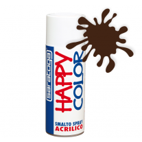 Spray vopsea Tabac HappyColor Acrilic, 400ml