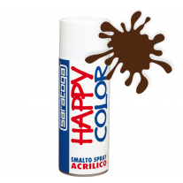 Spray vopsea Maro Inchis Ral 8011 HappyColor Acrilic, 400ml