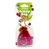 Odorizant auto gel Paloma happy bag cherry