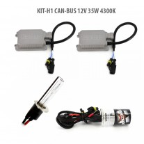 Kit HID xenon H1 Can-Bus 12V 35W 4300K
