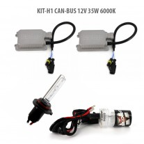 Kit HID xenon H1 Can-Bus 12V 35W 6000K
