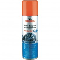 Spray lubrifiant MoS2-Graphit Nigrin 150ml