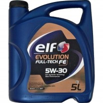 Ulei motor Elf Evolution FULL-TECH FE 5W30 5Litri