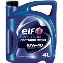 Ulei motor Elf Evolution 700 TURBO DIESEL 10W40 4Litri