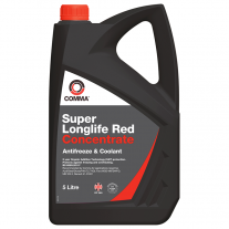 Antigel concentrat COMMA tip G12 Super Longlife Red 1L
