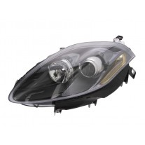 Far Fiat Croma 11.2007- 12.2010 AL Automotive lighting partea Stanga, tip bec H1+H1