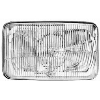 Dispersor sticla far MAN L2000 1993- M2000 1996- AL Automotive lighting partea Dreapta/ Stanga