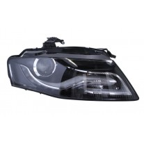 Far Audi A4/S4 (B8) Sedan/Avant 11.2007-06.2010BestAutoVest fata dreapta daytime running light tip bec D3S+LED