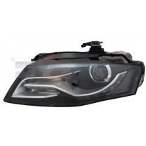 Far Audi A4/S4 (B8) Sedan/Avant 11.2007-06.2010 AL Automotive lighting fata stanga daytime running light tip bec D3S+LED
