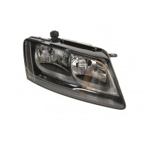 Far Audi Q5 (8R) 06.12- VALEO fata dreapta daytime running light tip bec H7+H7