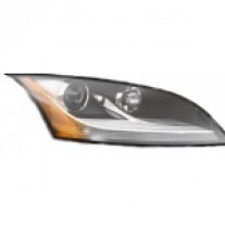 Far Audi TT (8J), 05.2006-09.2014 AL Automotive lighting fata dreapta 1351102U tip bec D1S cu motoras