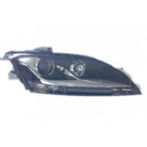 Far Audi TT (8J), 05.2006-09.2014 AL Automotive lighting fata stanga 135109-U tip bec H7+H7 reflector silver cu motoras