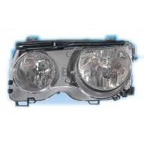 Far Bmw Seria 3 E46 COMPACT 03.2000-12.2004 AL Automotive lighting fata dreapta tip bec H7-H7 cu motoras