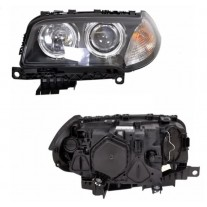 Far Bmw X3 (E83) 10.2006-11.2010 AL Automotive lighting fata stanga, bec D1S+H7, 2055099U
