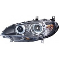 Far Bmw X6 (E71) 01.2008- HELLA fata stanga daytime running light
