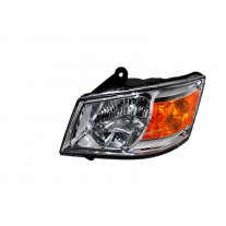 Far Dodge Grand Caravan 09.2007-12.2010 BestAutoVest partea Stanga , tip bec H13, reglaj manual
