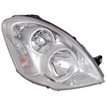 Far Iveco Daily 09.2011- AL Automotive lighting partea Dreapta H1+H7 cu motoras