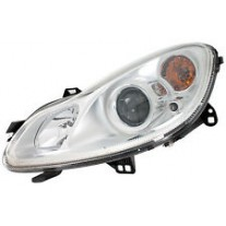 Far Mcc Smart ForTwo (451) Coupe/Cabrio 01.2007-12.2014 AL Automotive lighting partea Stanga, tip bec H7+H7 cu motoras