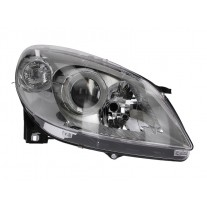 Far Mercedes Clasa B (W245) 03.2008-06.2011 AL Automotive lighting partea Dreapta, tip bec H7+H7, reglaj pneumatic
