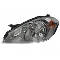 Far Mercedes Clasa A (W169) 05.2008-06.2012 AL Automotive lighting partea Stanga, tip bec H7+H7, reglaj pneumatic