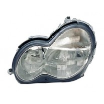 Far Mercedes Clasa C (W203) 05.2000-03.2004 AL Automotive lighting partea Stanga , tip bec H7+H7, reglaj pneumatic