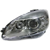 Far Mercedes Clasa C (W204) 03.2007-03.2011 AL Automotive lighting partea Dreapta D1S+H7, reglaj electric