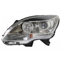 Far Mercedes Clasa R (V251) 04.2010- AL Automotive lighting partea Stanga, tip bec H7+H7
