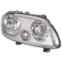Far VW Caddy 3/LIFE (2K) 03.2004-06.2010, Touran (1T) 05.2004-12.2006 TYC partea Dreapta, tip bec H1+H7