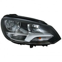 Far VW EOS (1F) 11.2010- HELLA partea Dreapta daytime running light, tip bec H7+H7