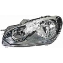 Far VW Golf 6 (1L) 10.2008- HELLA partea Stanga daytime running light