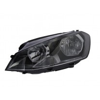 Far VW Golf 7 10.2012- VALEO partea Stanga daytime running light tip bec H7+H15
