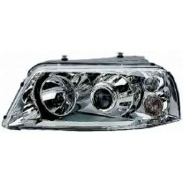Far VW Sharan (7M) 04.2000-04.2010 Seat Alhambra (7V8/7V9) 02.2001-06.2010 AL Automotive lighting partea Dreapta tip bec D2S+H7