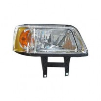 Far VW T5 Transporter 04.2003-10.2009 AL Automotive lighting partea Dreapta , tip bec H4, fara prinderi panou frontal