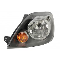 Far Ford Fiesta 12.2007-09.2008 AL Automotive lighting stanga fata, tip bec H4, reglaj electric
