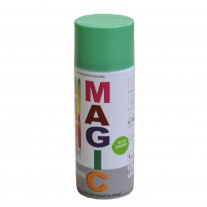 Spray vopsea MAGIC Verde 6018 , 400 ml