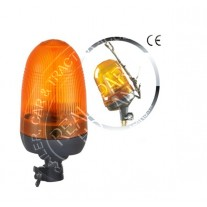 Girofar auto BestAutoVest 12V/24V orange stroboscopic 125x228mm