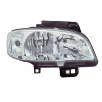 Far Seat Ibiza/Cordoba 07.1999-02.2002 TYC partea Stanga, tip bec H1+H7 manual/electric