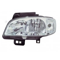 Far Seat Ibiza/Cordoba 07.1999-02.2002 DEPO partea Stanga, tip bec H1+H7 manual/electric