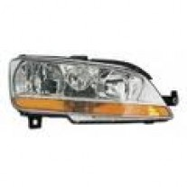 Far Fiat Idea (350) 01.2004-12.2005 Fiat Multipla (186) 01.2005-12.2005 AL Automotive lighting partea Dreapta, tip bec H1+H7, semnalizator Orange