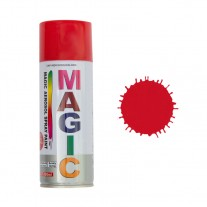 Spray vopsea MAGIC Rosu Passion , 400 ml.