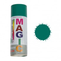 Spray vopsea MAGIC Verde 6016 , 400 ml.