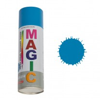 Spray vopsea MAGIC Albastru 650 , 400 ml.