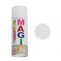 Spray vopsea MAGIC Alb Boreal , 400 ml.