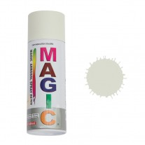 Spray vopsea MAGIC Alb 10 , 400 ml.