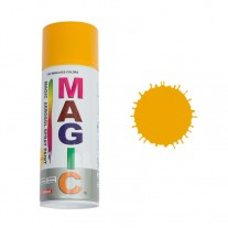 Spray vopsea MAGIC Galben 440 , 400 ml.