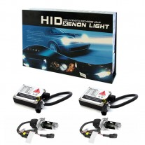 Kit HID BI-XENON H4 6000K White