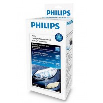 Kit restaurare far lustruire polishat faruri Philips