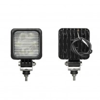 Lampa lucru Universal, 12/24V 100x100x91mm, tip bec LED, 1500 lm,lentile cu model optic,,